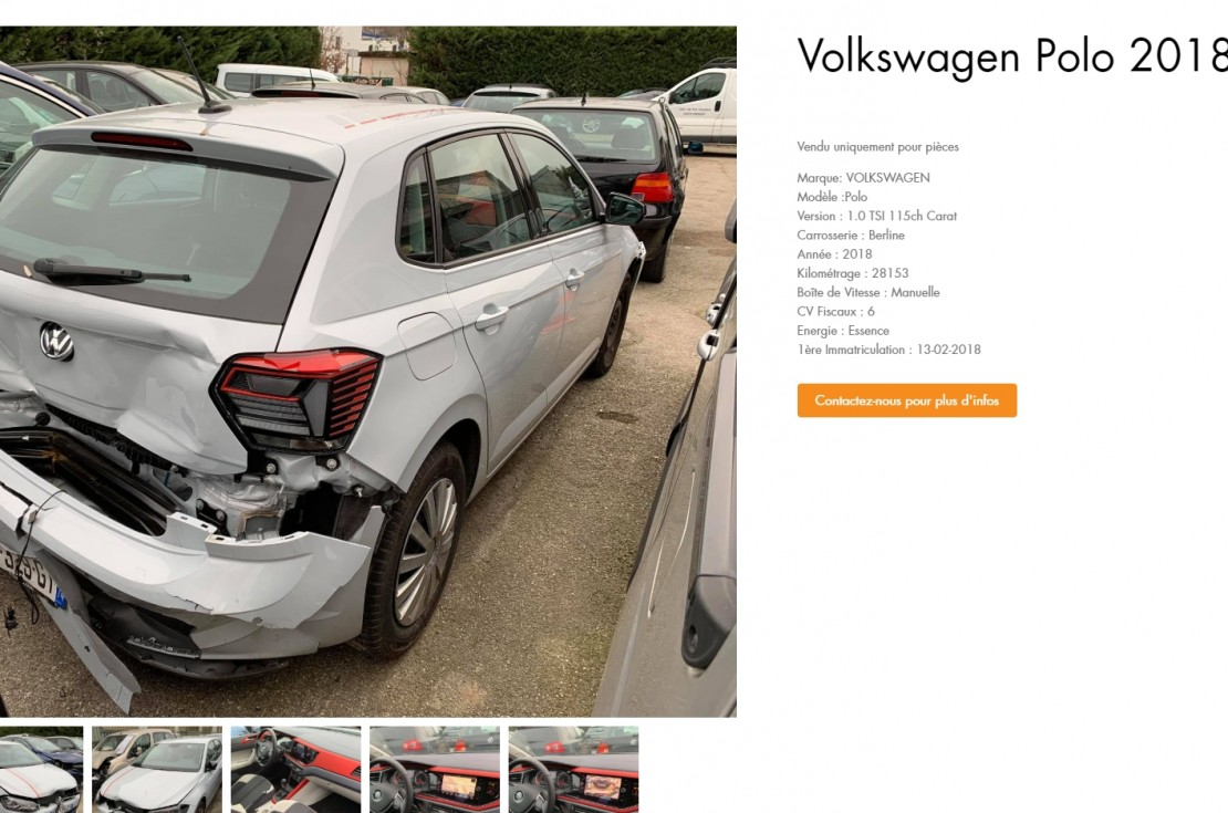 Nouveau site internet pour AUTO-TILT