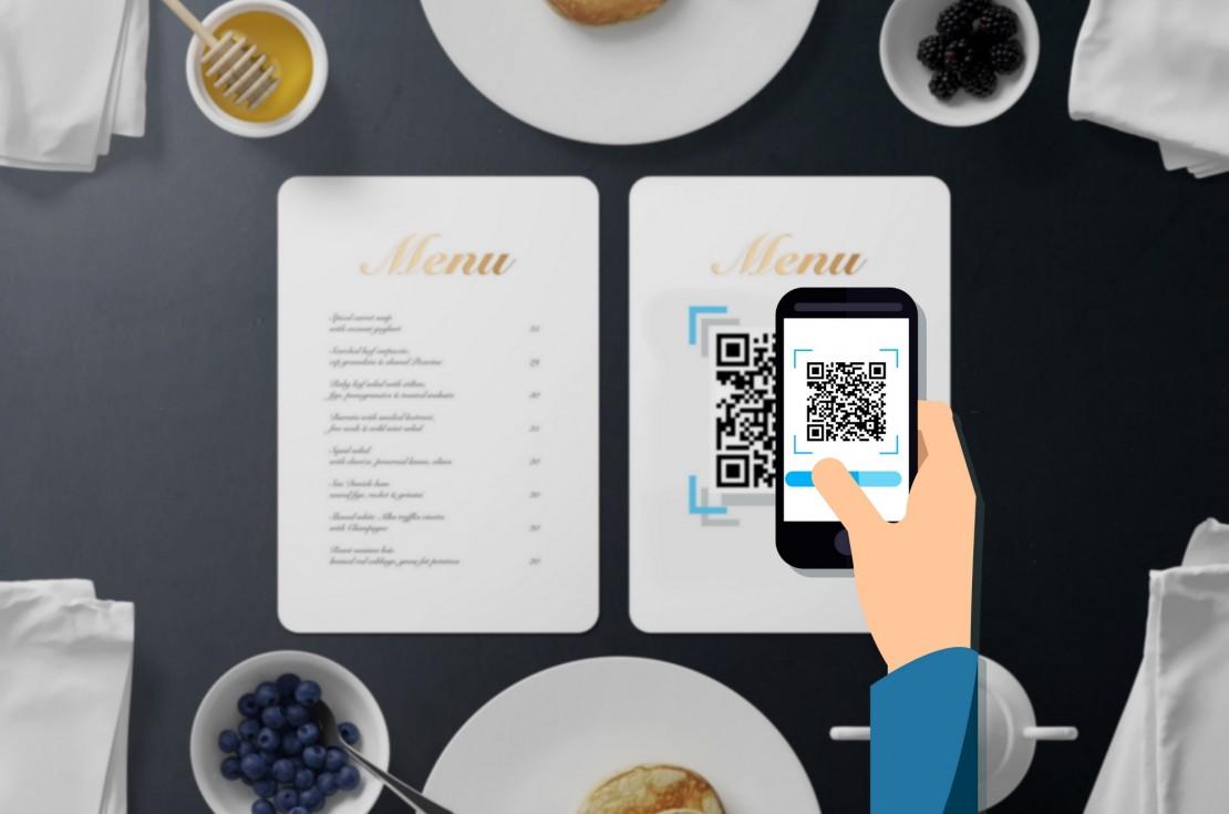 Mettez votre carte en ligne facilement avec un QR code !