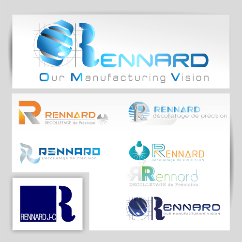 Proposition de logos Rennard - OMV / C+ Communication