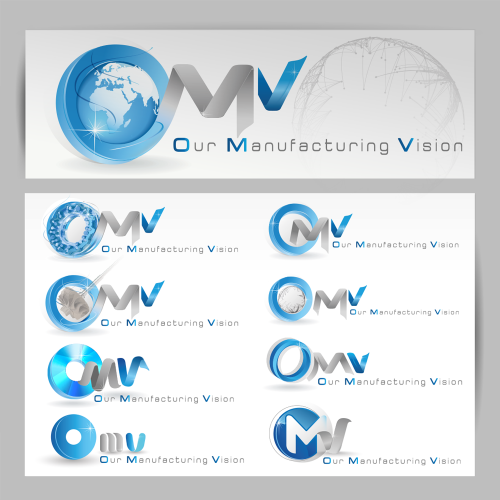 Proposition de logos - OMV / C+ Communication