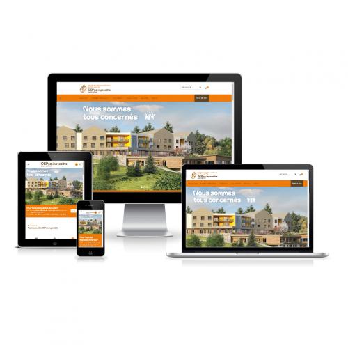 Un nouveau site internet, SEPas Impossible !