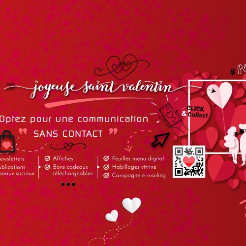 St Valentin 2021…Les Amoureux ont besoin de vous !!!